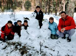 5º se va de Excursion a la nieve (4)