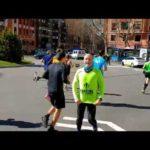Runners de Salces corren la media maratón