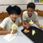 Nuevas actividades: cocina y drones