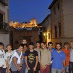 En Granada playa y Alhambra