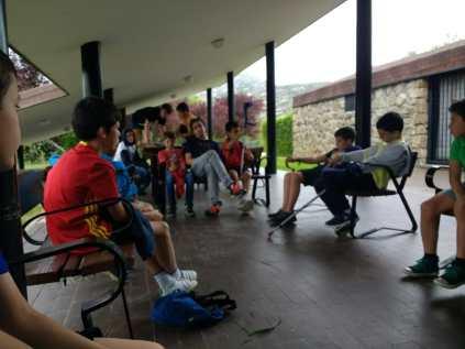 Acampada con los pequenos en las cabanas (5)