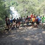 Excursión y acampada en el alto Tajo