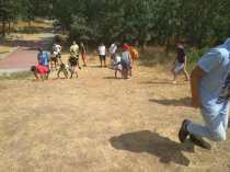 Campamento de 1ESO Salces 05