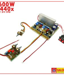 1600W 4440 Based Amp Kit