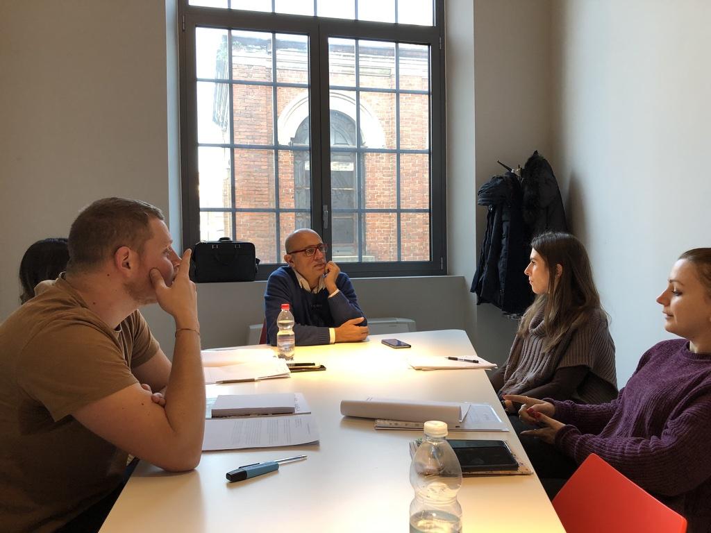 il team working e i valori di gruppo questione di fiducia