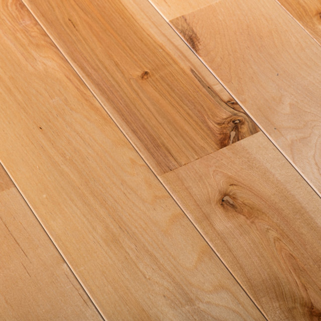 Birch Solid Hardwood Flooring