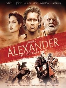 [英] 亞歷山大帝 (Alexander) (2004)[臺版] - 藍光電影 SaleGameZ