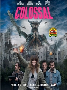 [英] 柯羅索巨獸 (Colossal) (2016)[臺版字幕] - 藍光電影 SaleGameZ