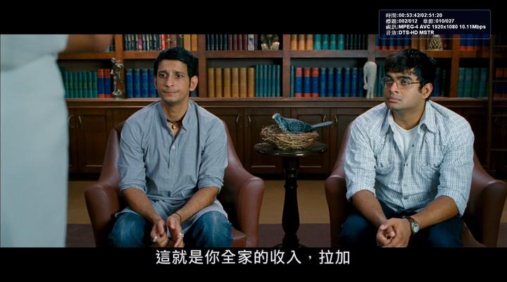 [印] 三個傻瓜 (3 Idiots) (2009)[臺版] - 藍光電影 SaleGameZ