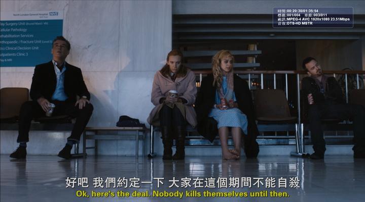 [英] 自殺四人組 (A Long Way Down) (2014) - 藍光電影 SaleGameZ