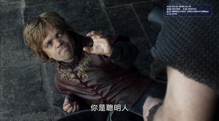 [英] 冰與火之歌 - 權力遊戲 第一季 (Game Of Thrones S01) (2011) [Disc 2/2][臺版字幕] - 藍光影集 SaleGameZ
