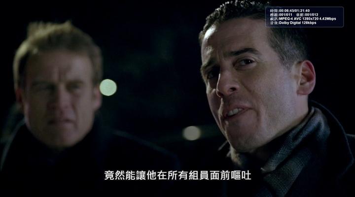 [英] 危機邊緣 第一季 (Fringe S01) (2008) [Disc 1/2][臺版字幕] - 藍光影集 SaleGameZ