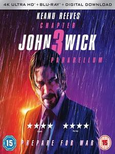 [英] 捍衛任務 3 - 全面開戰 (John Wick - Chapter 3 - Parabellum) (2019)[臺版字幕] - BD25 UHD 電影 SaleGameZ