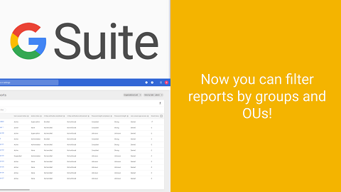 G Suite Reports
