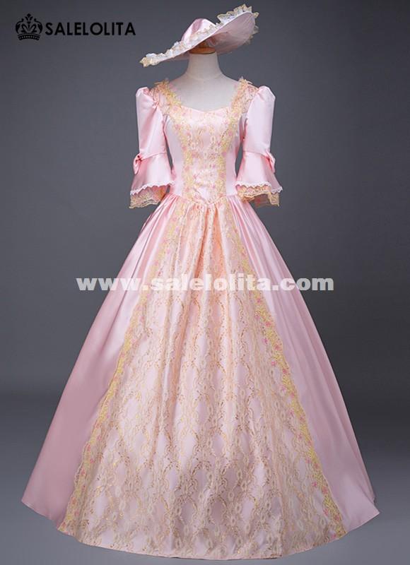 Edwardian Era Historical Wedding Princess Gowns Southern