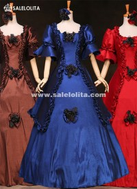 Marie Antoinette Victorian Era Period Costumes Renaissance ...