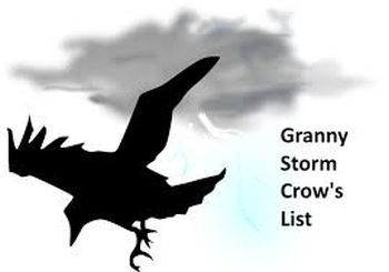 Image result for granny storm crow 2019