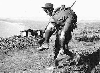 The First Casualty of War is Truth Gallipoli the ANZAC