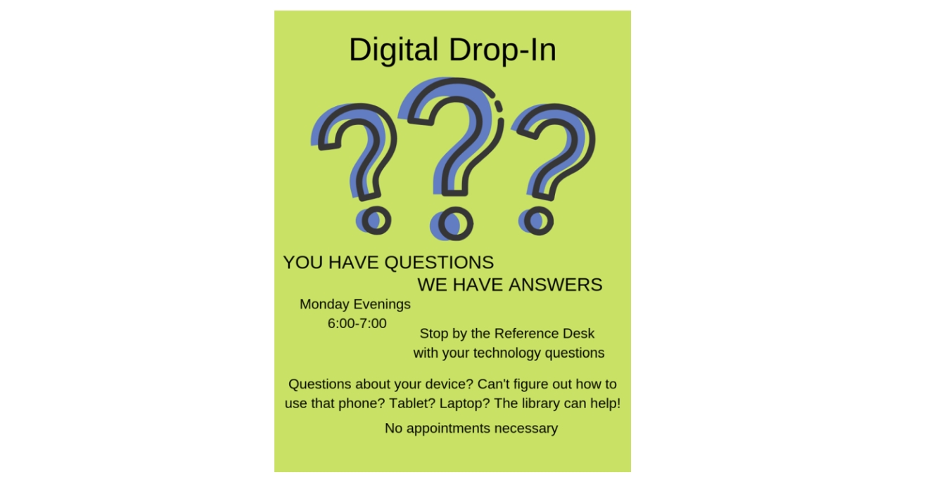 Digital Drop-in!