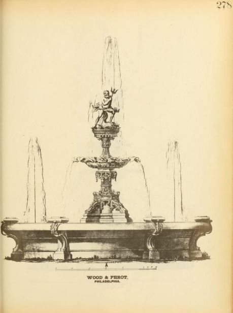 fountain design