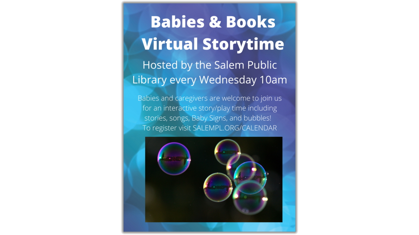 Babies and Books Storytime