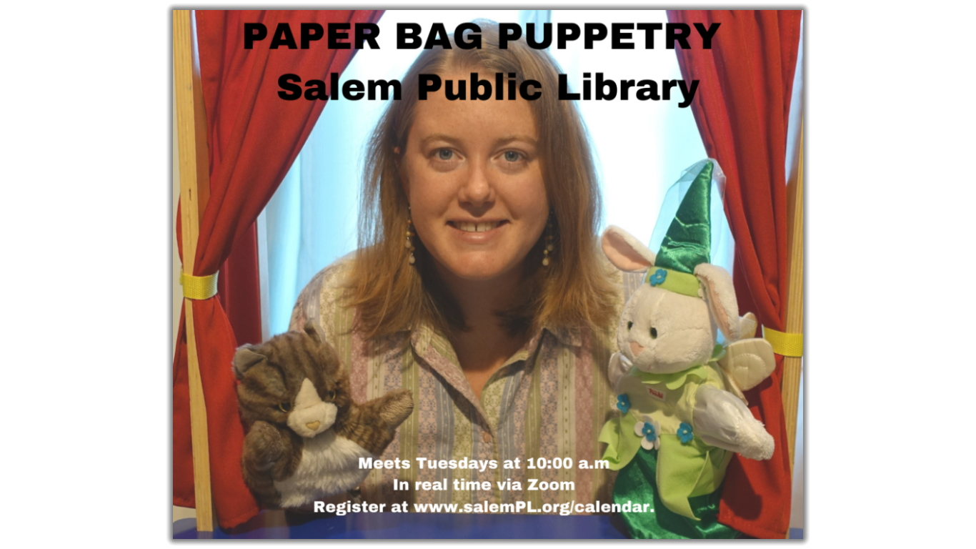 Paper Bag Puppetry