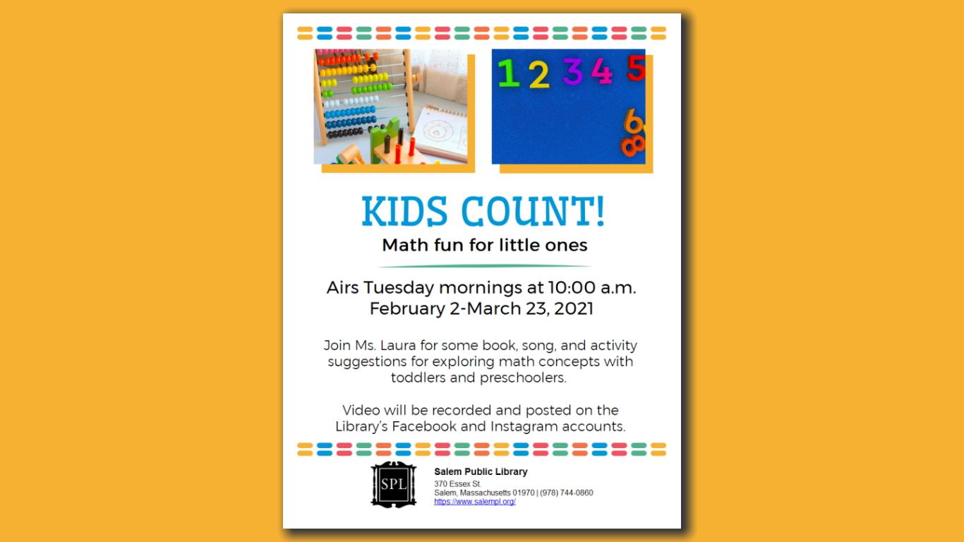 Kids Count!