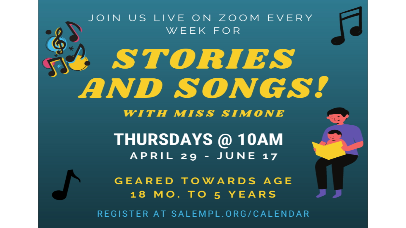 Stories And Songs!