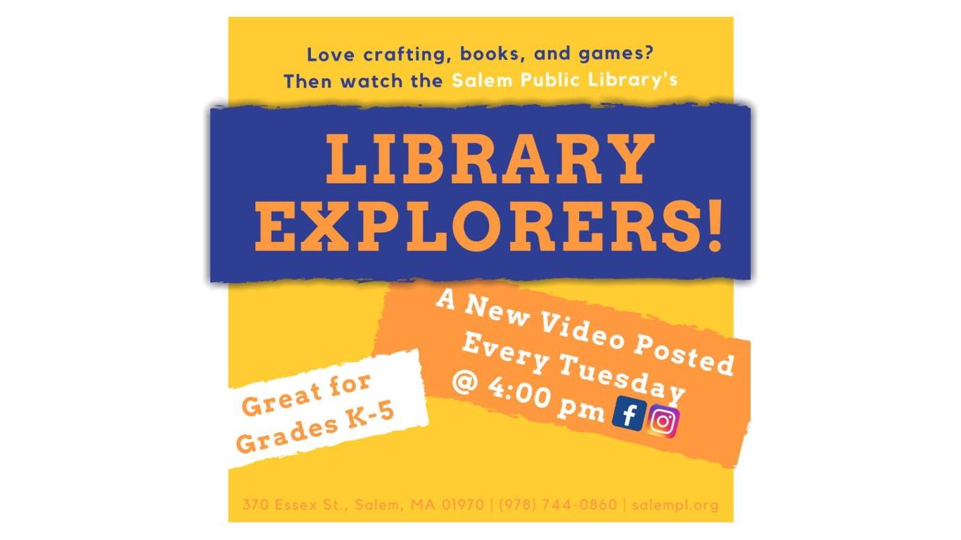 Library Explorers!