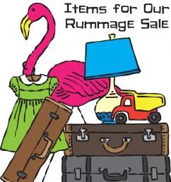 index of uploads jpg 852x1024 rummage sale clipart [ 852 x 1024 Pixel ]
