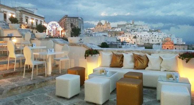 5 Rooftop bar e terrazze panoramiche di Puglia  Il Blog