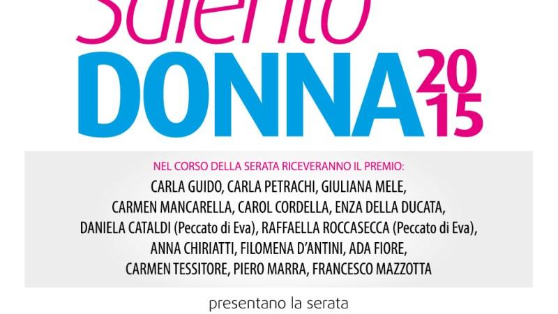 L'associazione Sunrise di Borgagne premia le donne del Salento
