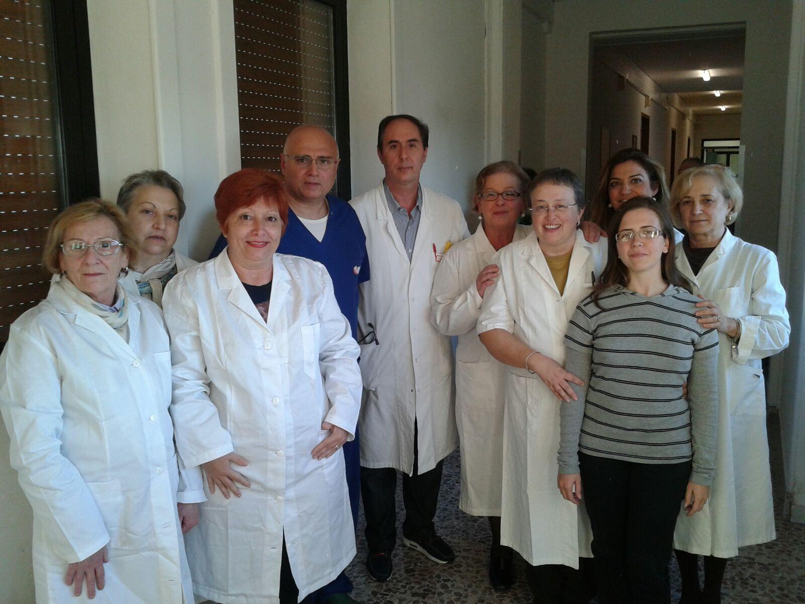 Vivere l'associazione di volontariato in oncologia oggi inaugura a Galatina