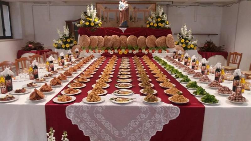 Le tavole di San Giuseppe tornano ad adornare l'aberghiero di Otranto