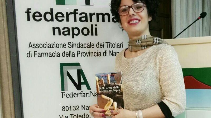 Maria De Giovanni premio per il  suo impegno nel sociale .