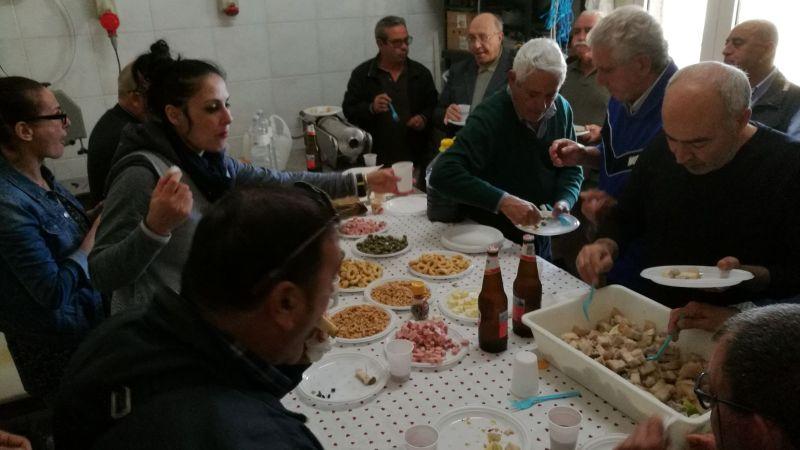 """Zingari a settembre di Borgagne """" il testamento dello zingaro"""""""