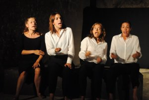 La Prova - Astragali Teatro - foto Marina Colucci