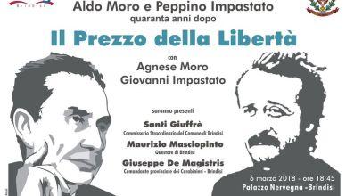 Aldo Moro Peppino Impastato - il prezzo della verità