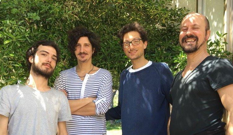 Emanuele Coluccia Quartet