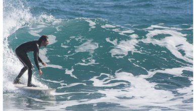 surf in salento