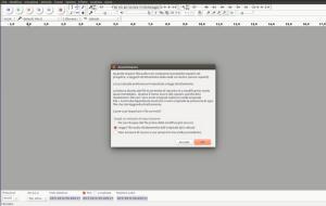 audacity - convertire file mp3