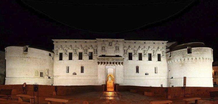 Castello di Corigliano D'Otranto 2