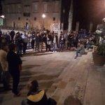 piazza caduti martano - incontro no tap