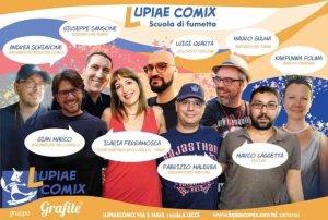 Lupiae Comics & Graphite