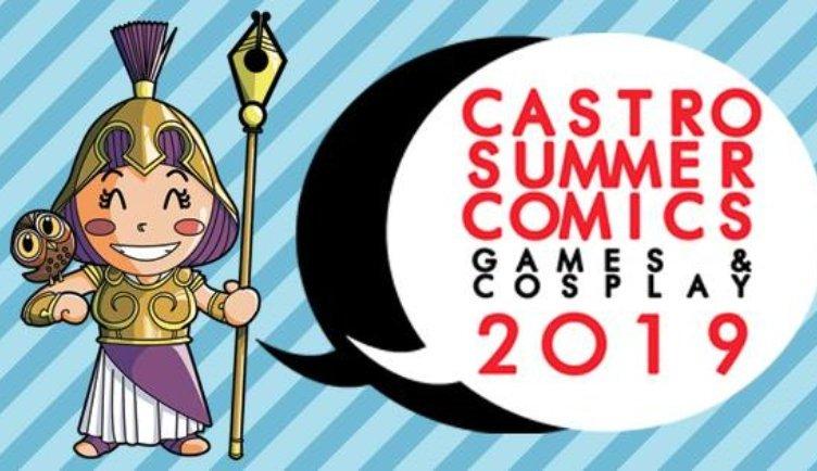 castro summer comics 2019 - castro comics