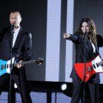 """Laura e Biagio 2019, è partito da Bari il nuovo tour negli stadi: """"Venite a cantare nella nostra casa nuova"""""""