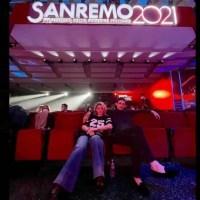 Sanremo, stasera Emma Marrone protagonista del quadro di Achille Lauro