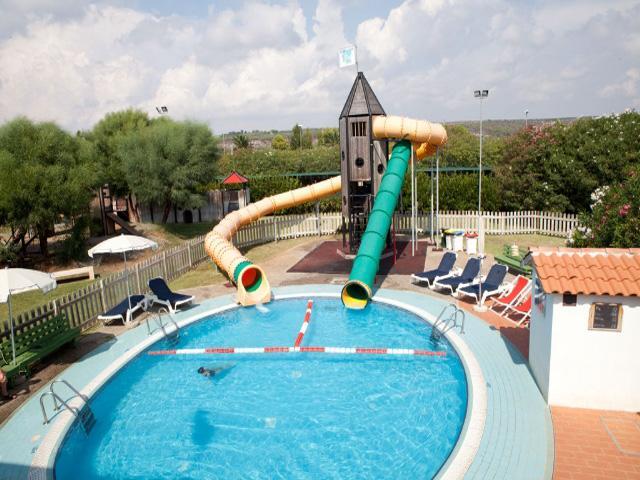 Villaggio Robinson Club Apulia 4 stelle a Ugento