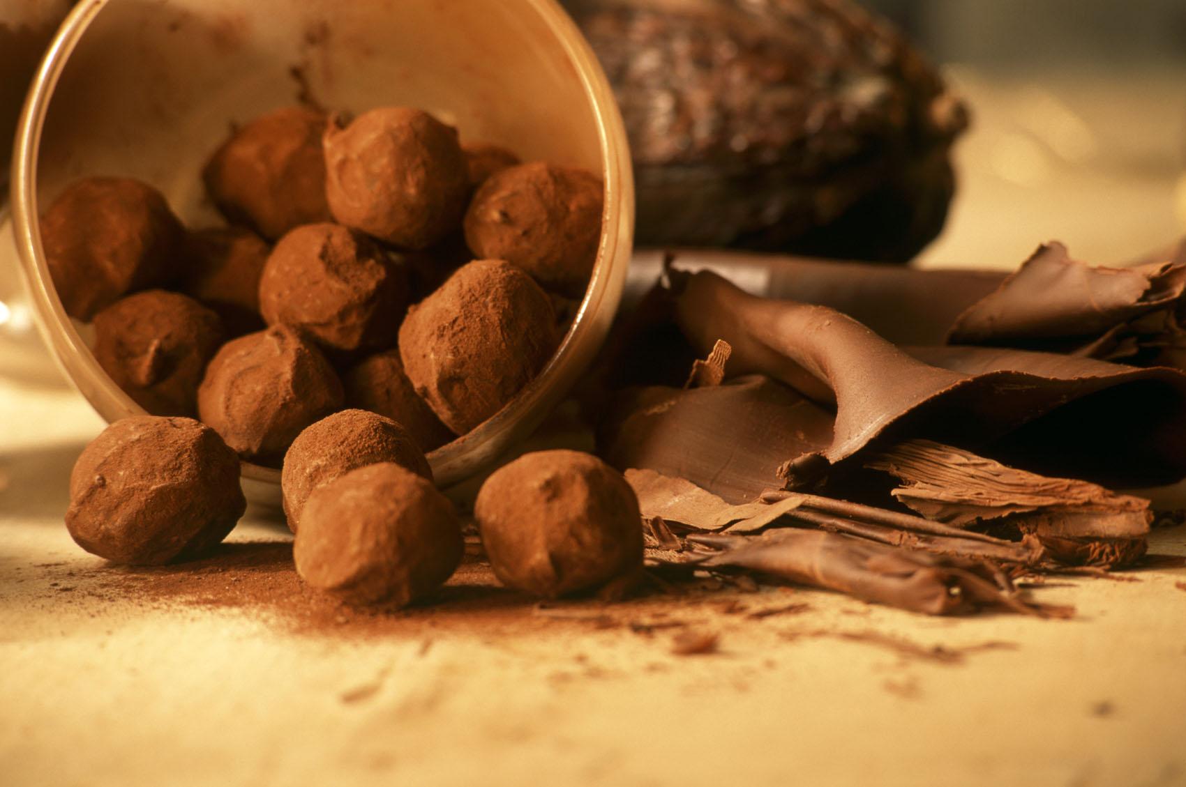 Come fare i cioccolatini fatti in casa  SalePepe