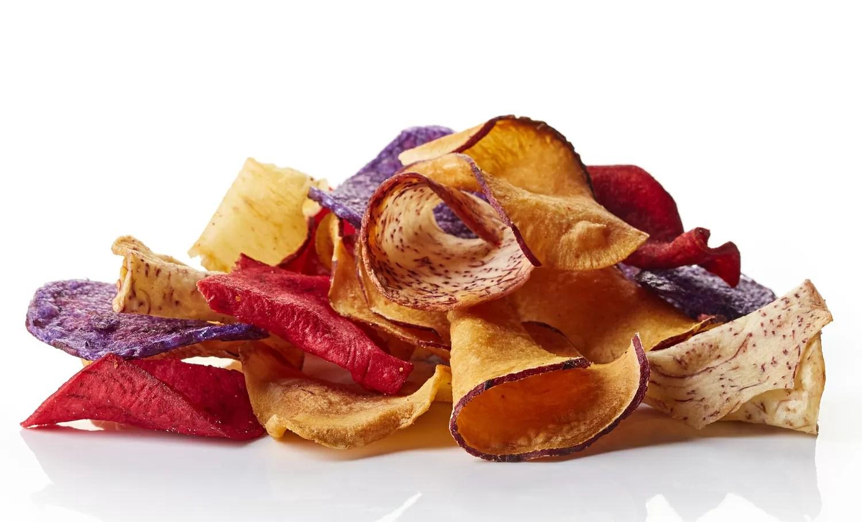 Chips di verdura come farle in casa  SalePepe